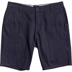 Quiksilver Everyday Light Pantaloncini Chino Uomo, blu